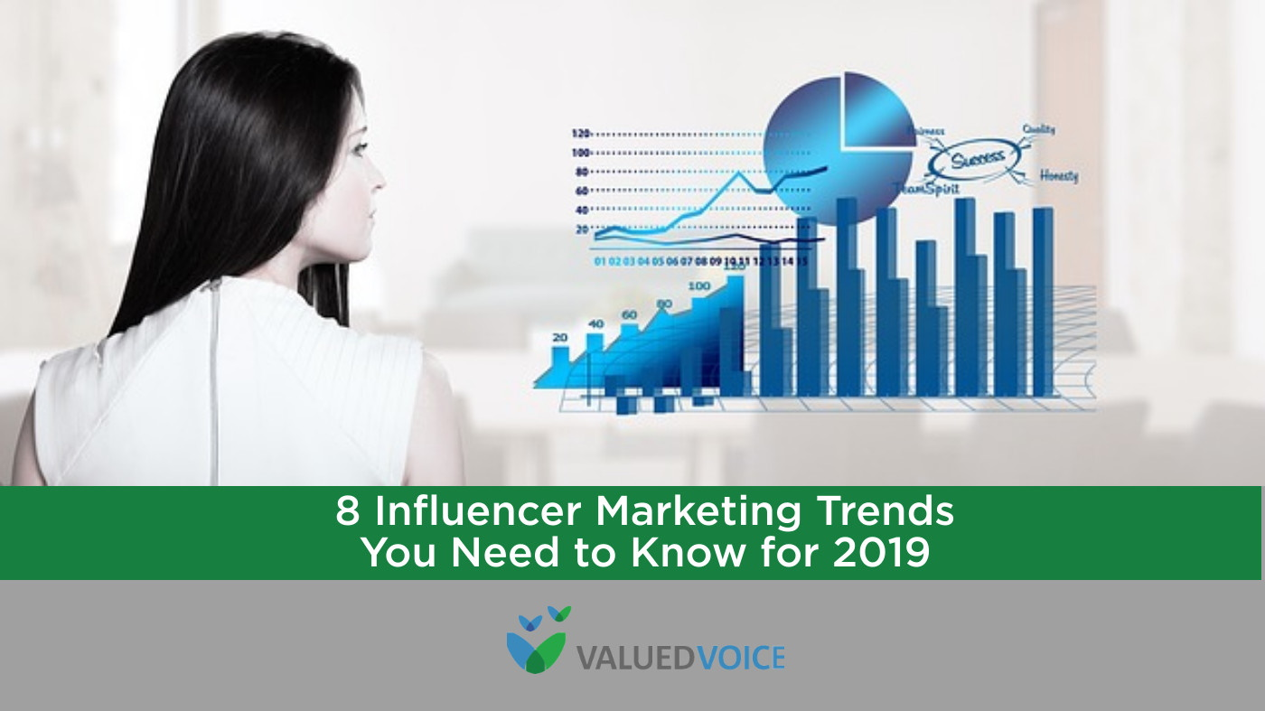8 Influencer Marketing Trends You Need to Know for 2019